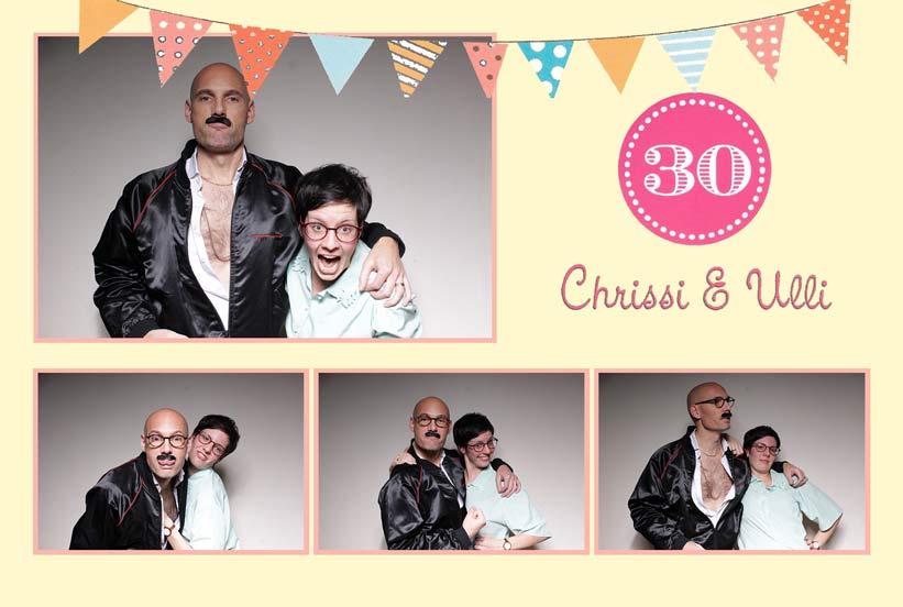 photobooth birthday