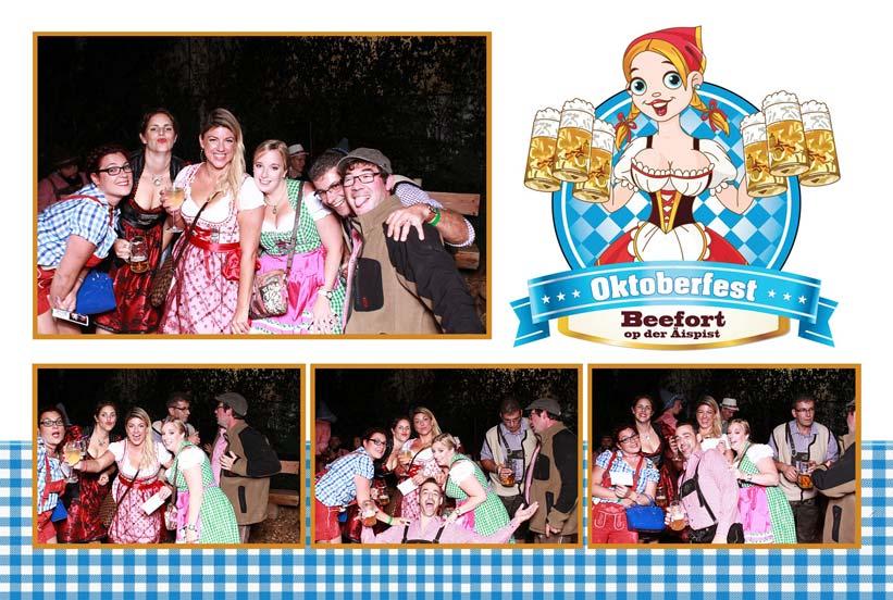 Fotobox Oktoberfest Beefort